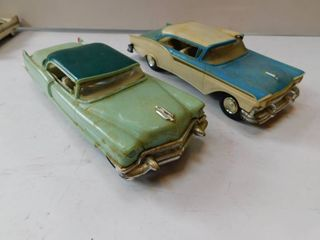 Cadillac Model Cars  2 ea