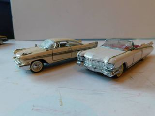 Franklin Mint   2 Model Cars