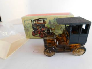 Avon Aftershave   REO Depot Wagon