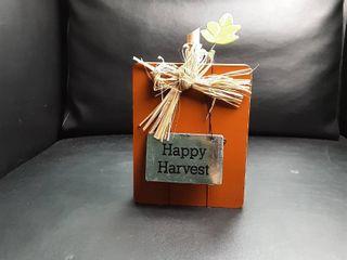 Happy Harvest Decor
