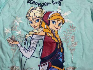 Kids Frozen T Shirt Sz  6X  M
