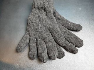 Black Unisex Gloves  One size fits most