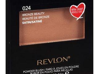 Revlon Powder Blush   Bronze Beauty