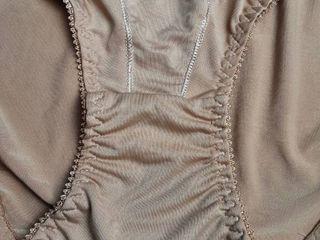 Bobbie   Brooks Tan ladies Brief Panties Size  3X