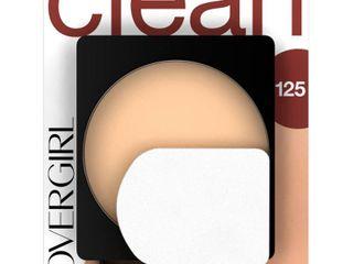 COVERGIRl Clean Simply Powder Foundation  525 Buff Beige
