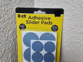 Adhesive Slider Pads