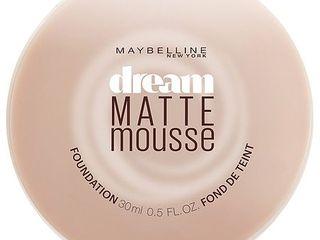 Maybelline Dream Matte Mousse Foundation   40 Nude   0 5 fl oz