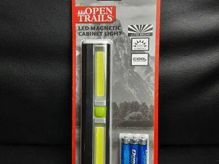 led light Battery Inspection Work light Under Cabinet Magnetic Camping