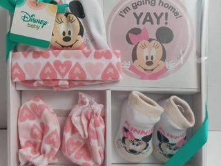 Minnie mouse take home set