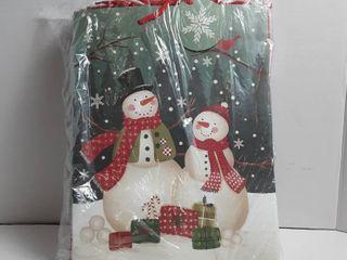 Christmas Gift Bags 12ct
