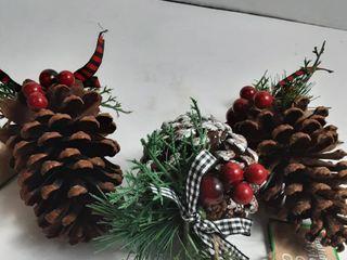 Christmas Ornament 3pc