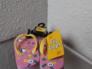 Flip Flops Toddler M  7 8