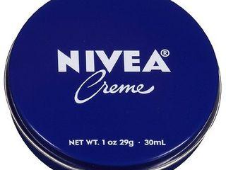 Nivea Cream Tin   1 oz