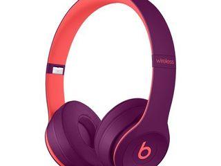 Beats Solo3 Wireless On Ear Headphones   Black Gloss   N A  Retail 161 49