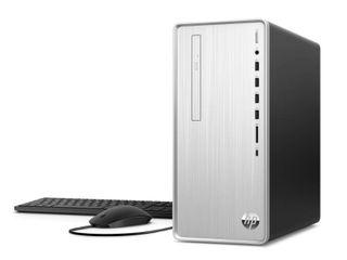 HP Pavilion 595 p0000 595 p0039c Desktop Computer   Core i5 i5 8400   8 GB RAM   1 TB HDD   16 GB SSD   Refurbished   Retail 396 99