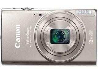 Canon PowerShot 360 HS 20 2 Megapixel Compact Camera   Silver  Retail 232 99