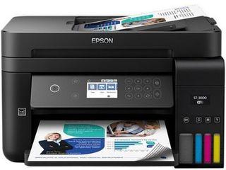 EPSON Workforce ST 3000 ECOTANK Color MFP Supertank Printer C11CG20202   BlACK  Retail 365 49