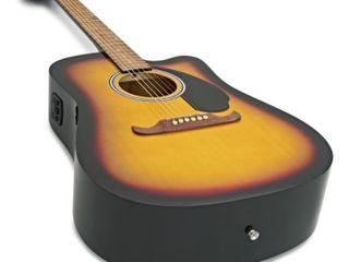Fender Fa 125ce Dreadnought Electro  Acoustic Guitar  Sunburst