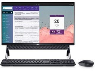 Dell Inspiron 24 5000 Touchscreen All in One i3 10110u 8gb 1tb 1080p