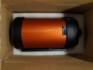 Celestron   NexStar 8 SE Schmidt Cassegrain Computerized Telescope   Orange Retail   1 863 15
