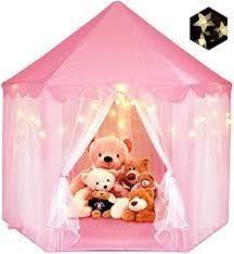 Princess Castle lED Play Tent