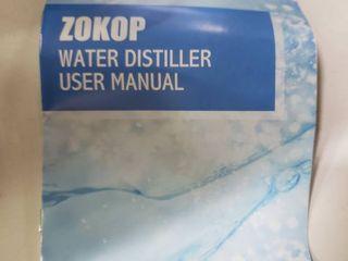 Zokop 1 5G Home Countertop Pure Water Dispenser