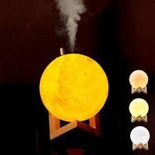 Moon lamp Humidifier