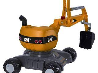 CAT Digger   Black Retail 95 49
