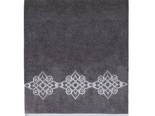 Riverview 6 Piece Embroidered Bath Towel Set