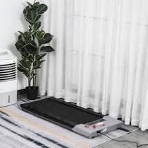 Soozier Flat Treadmill Home Fitness