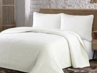 The Curated Nomad Cantina Cotton Quilt Set   King