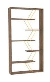 SavaHome Tristana Bookcase