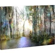 Copper Grove Roozbeh Bahramalis Hope Gallery Wrapped Canvas