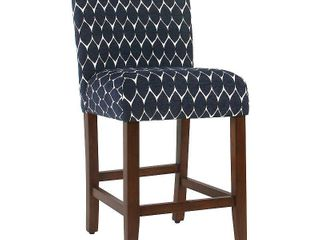 HomePop Classic 24in Parsons Counter Stool