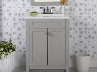 Nandina 24  Single Bathroom Vanity Set   Retail  263 99