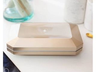 PhoneSoap UV Sanitizer and Phone Charger   GOlD