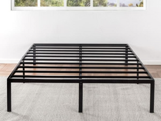 14 inch Metal Platform Bed Frame   Full