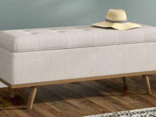 Rick Upholstered Storage Bench