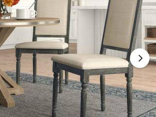Sandown Upholstered Dining Chair  Set of 2