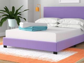 Wayfair Sleep 10  Medium Memory Foam Mattress   Full Size  Retail  399 99