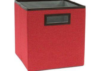 ClosetMaid Premium Cubeicals Fabric Storage Bin   set of 2