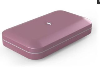 Phone Soap UV Sanitizer   Charger w  Phone Shine