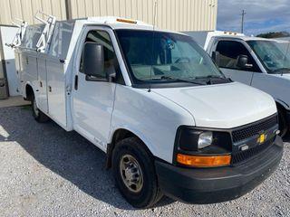 Gas Company Fleet Vehicle Auction