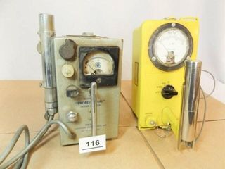 Geiger Counter  Other Gauge Instrument
