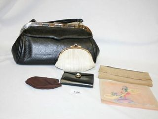 Purse and Small wallets  Folding plastic case