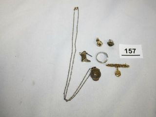 Small Jewelry odds and ends