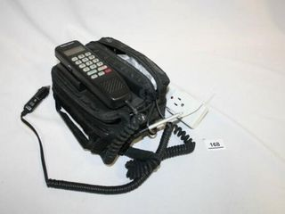 Radio Shack Bag Phone w car adapter   Plug