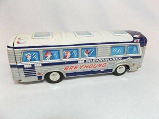 Tin Greyhound Bus  71 2    made in Japan