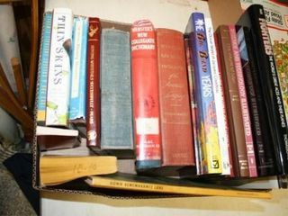 Coffee Table Style Books  Dictionaries