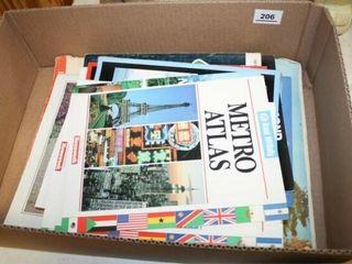Travel Atlas Books